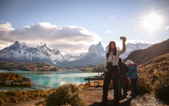 Tour Full Day Torres del Paine desde El Calafate